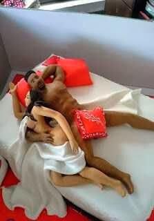 Iyayas sexy birthday cakephoto Welcome to Okorie Kennistons blog