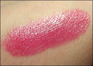 MAC Zen Rose Sheen Supreme Lipstick Swatch