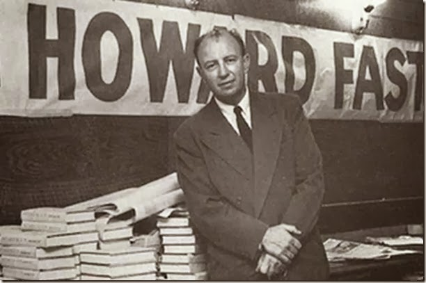Howard Fast Archival Photo