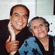 Don Miguel Ruiz With Mother