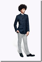 Alexander McQueen Menswear Fall 2012 6