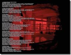 DMX - Undisputed (inlay 1)