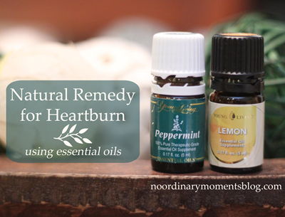 Natural Heartburn Remedy