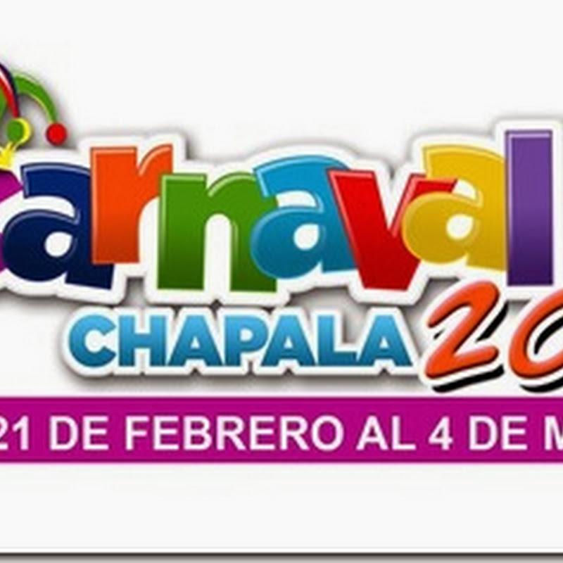 Carnaval de Chapala 2014: Eventos conciertos y Cartelera
