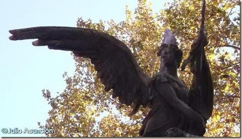 La Gloria y la Victoria - Monumento a los héroes populares del Dos de Mayo - Madrid