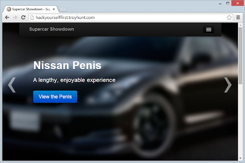 Nissan Penis