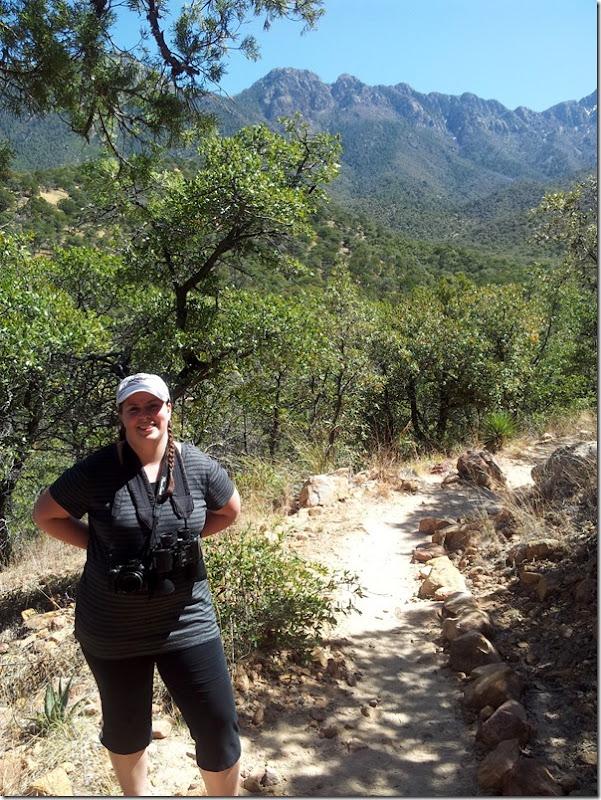 Madera Canyon nature trail