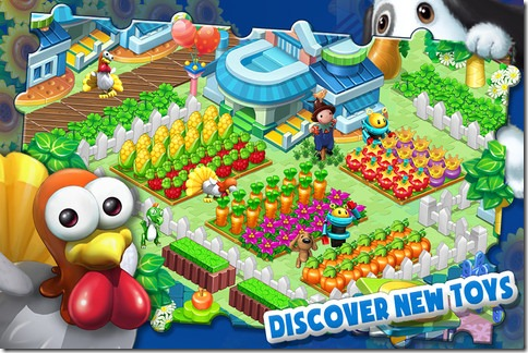 Toy Village