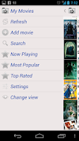 Screenshot of MoviesBook Free