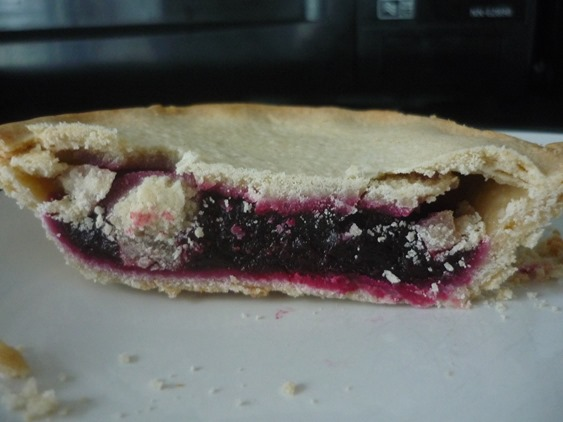 asda blackcurrant pie