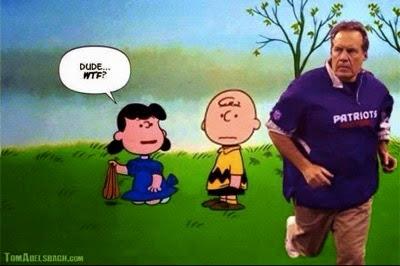 Patriots Peanuts
