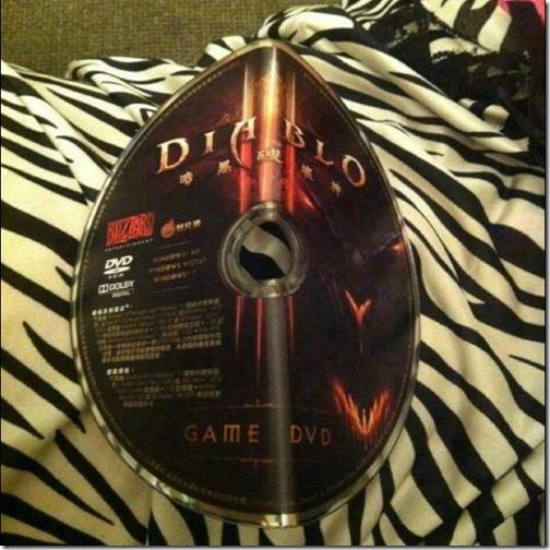 Bent Discs
