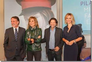 Presentación Premio Planeta 2014 en el Ritz