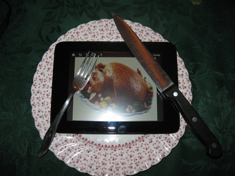 tablet turkey