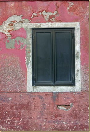 Window on Mazzorbo