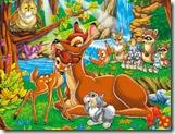 Quebra-cabeça do Bambi