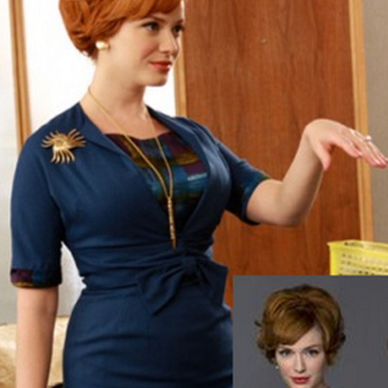 Influenced by Joan Holloway (Mad Men)