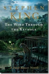 book cover of The Wind Through the Keyhole by Stephen King