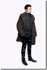Alexander McQueen Menswear Fall 2012 30