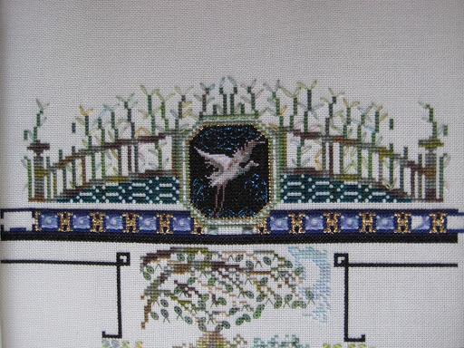chatelaine japanese garden mandala cross stitch. lh4.ggpht.com