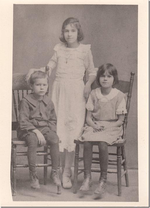Debs, Carlota, and Edna Lilie Webster
