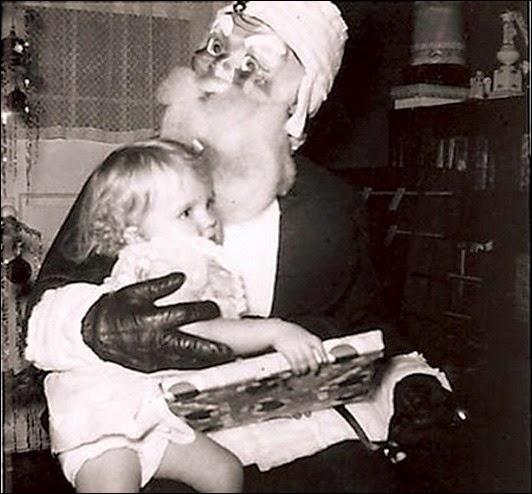 Злой и страшный Дед Мороз