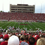 Razorbacks -vs- Mississippi State