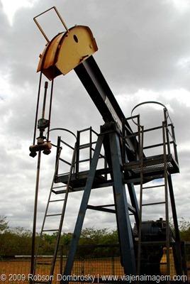 cavalinho extração de petróleo