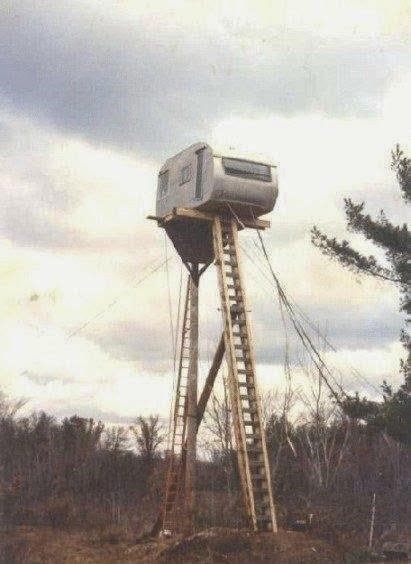 High Rise Caravan