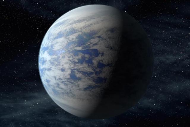 O Kepler-69c (em concepção artística na imagem)