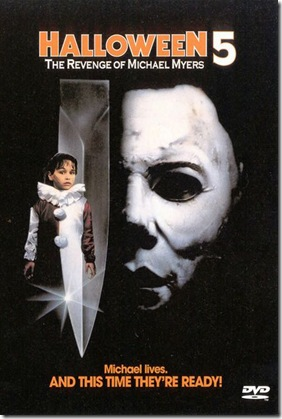 Halloween V Revengee of Michael Myers (1989)