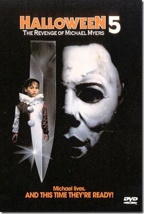 Halloween V Revengee of Michael Myers (1989)