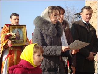 8 листопада громада села Вишнів відзначила день пам'яті свого небесного покровителя – великомученика Димитрія Солунського.