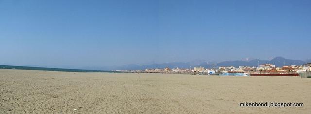Viareggio beach 1