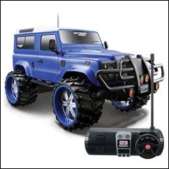 Maisto Land Rover Defender Tech Uzaktan Kumandalı Araba