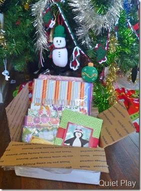 Christmas for me!