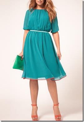 CURVE Midi Dress 3