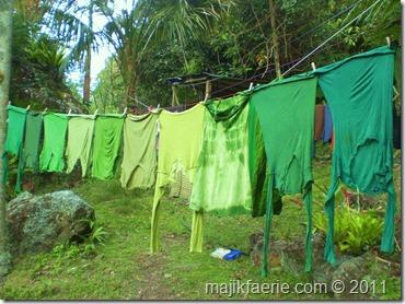 35 green laundry