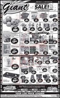 Giant Hypermarket Anniversary Sale 2013 Sabah Sarawak Deals Offer Shopping EverydayOnSales