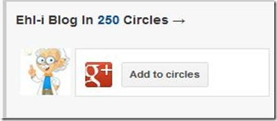 google-circles