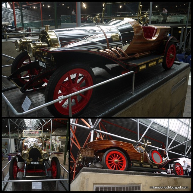 Chitty Chitty Bang Bang - full-size replica