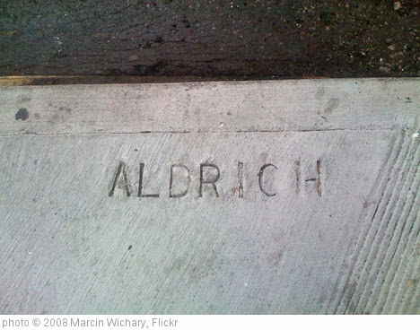 'Sketchy Aldrich (especially 'ch')' photo (c) 2008, Marcin Wichary - license: http://creativecommons.org/licenses/by/2.0/