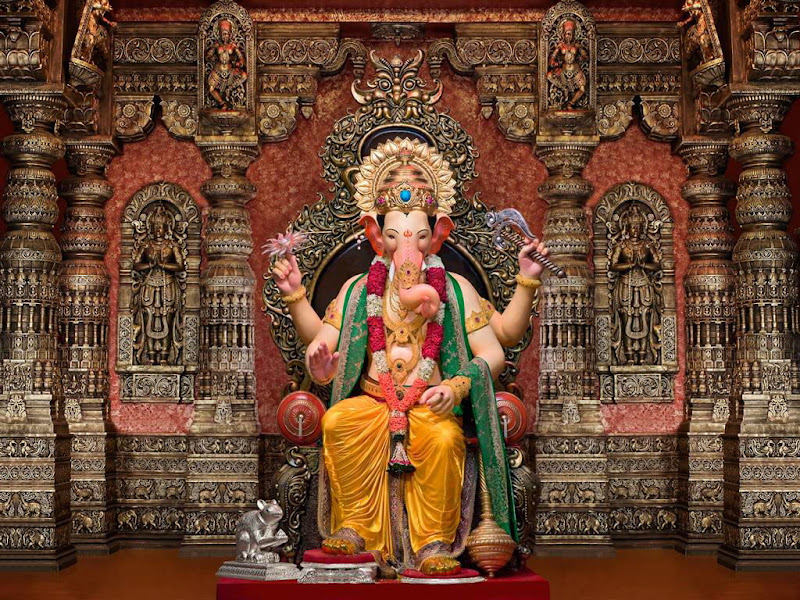 Lord Ganesha Son of Lord Shiva