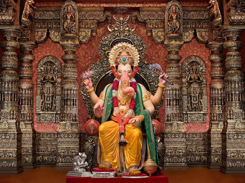 Lord Ganesha Son of Lord Shiva