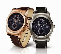 webOS LG Watch