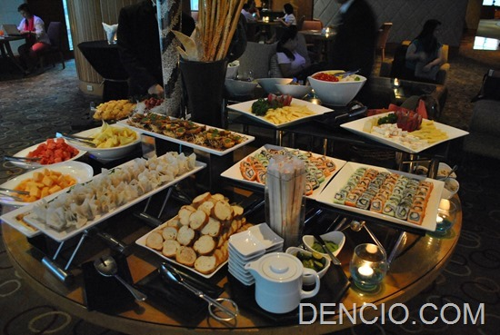 Pan Pacific Manila 360 Cocktail Buffet 02