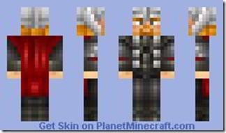 minecraft-skin-thor