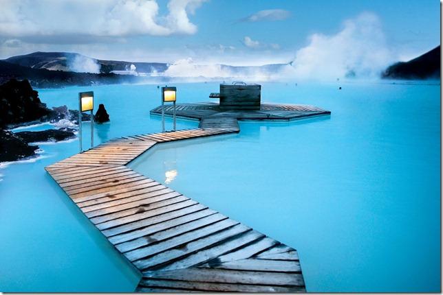 Iceland Blue Lagoon Reykjavik