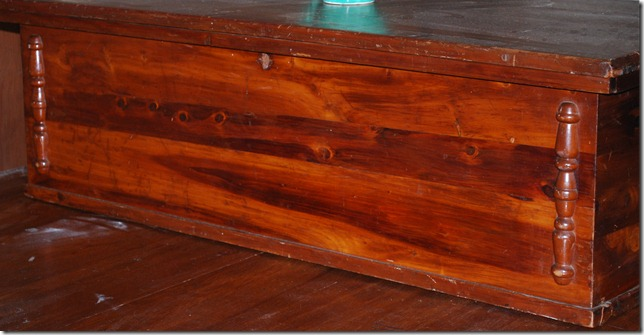 Vintage Restyled Cedar Chest Coffee Table