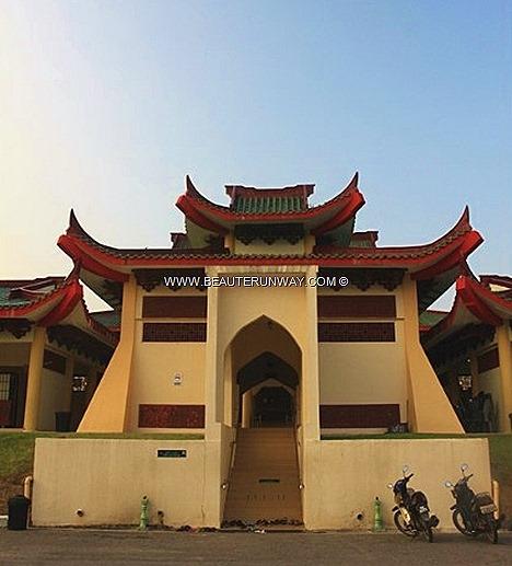 Kelantan Beijing Mosque Kota Bharu Kelantan Niujie Mosque China, Rantau Panjang,Sultan Ismail Petra Silver Jubilee Mosque Islamic Mosques architecture Masjid Kampung Laut Kelantan FireFly